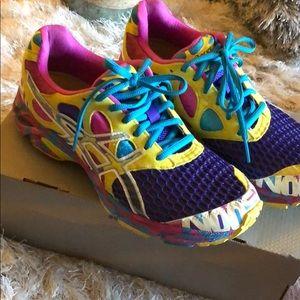 Shoes - Asics Noosa Gel Electric purple sz 8